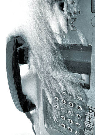 Cold Phone