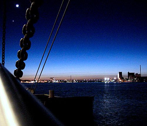 Aalborg / Noerresundby by Night